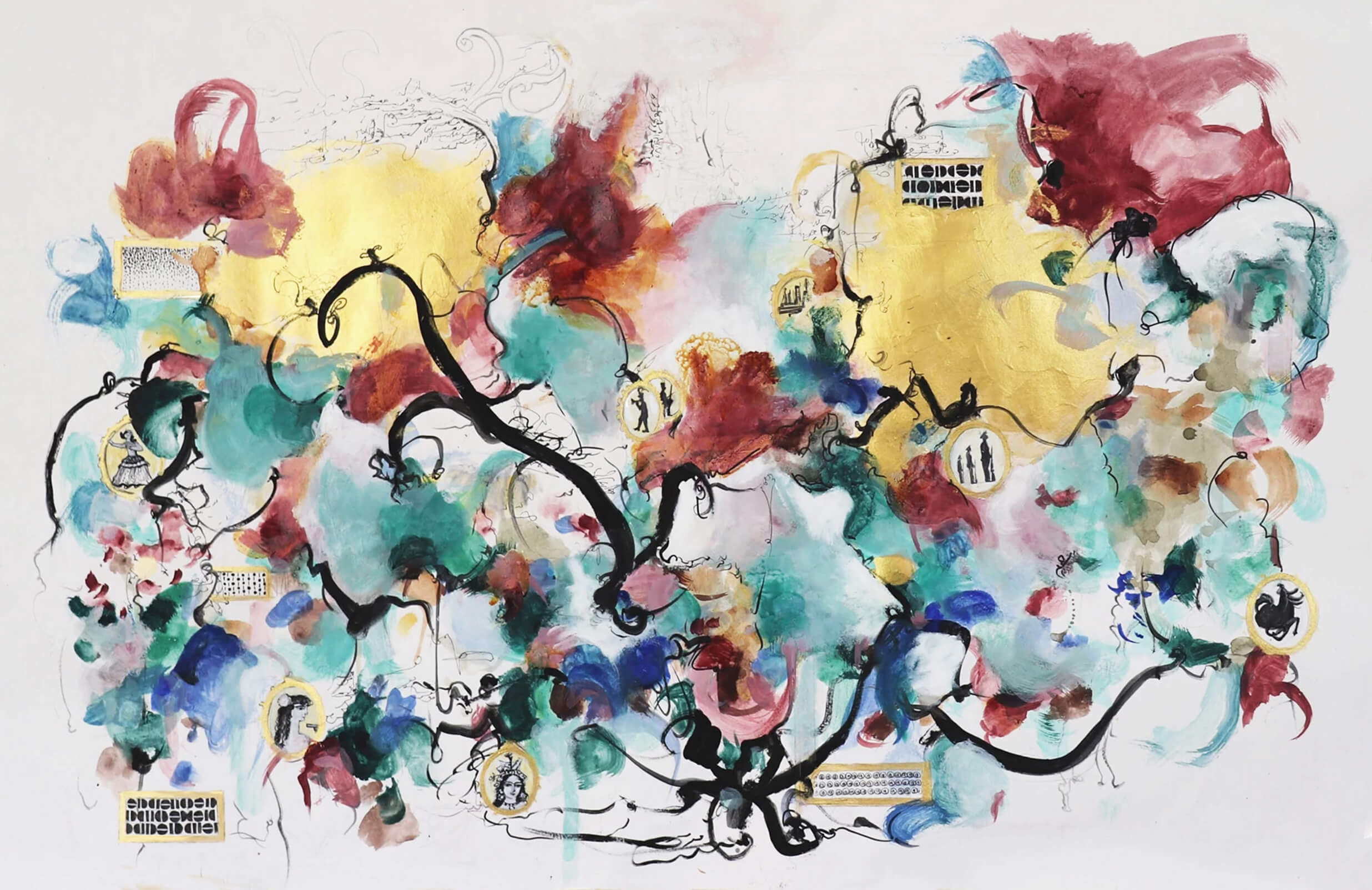 Tree of Life by Saya Behnam