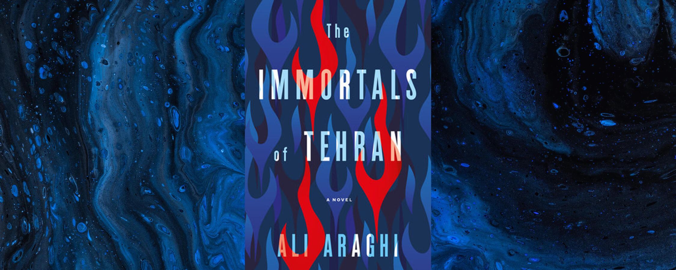 "A Conversation with Ali Taheri Araghi on his book, ""Immortals of Tehran"" by Mandana Chaffa"