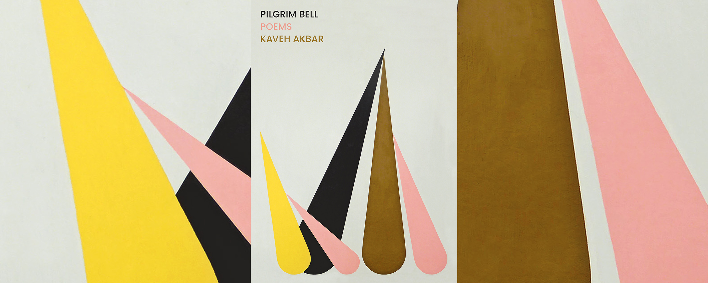 Three Poems from Pilgrim Bell by Kaveh Akbar