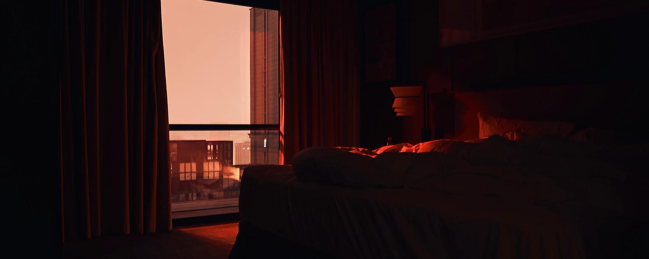 Sleep by Sepideh Jodeyri