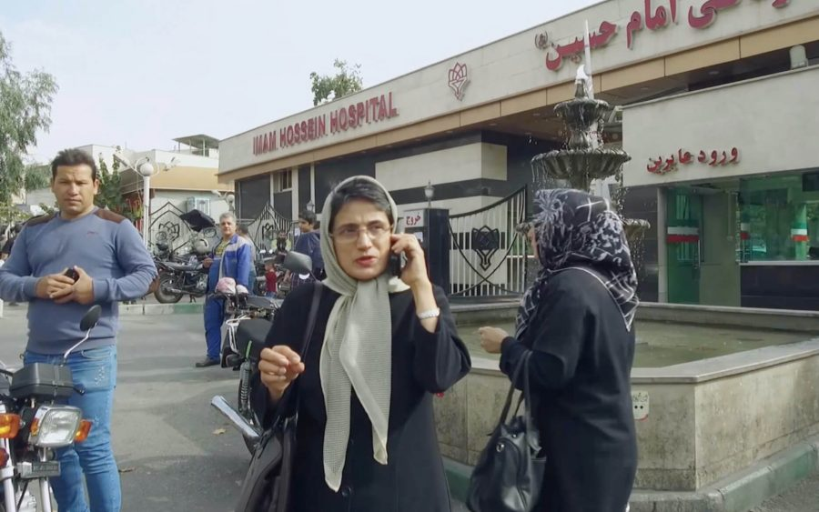 """On the film, """"Nasrin,"""" an immersive portrait of Nasrin Sotoudeh"""